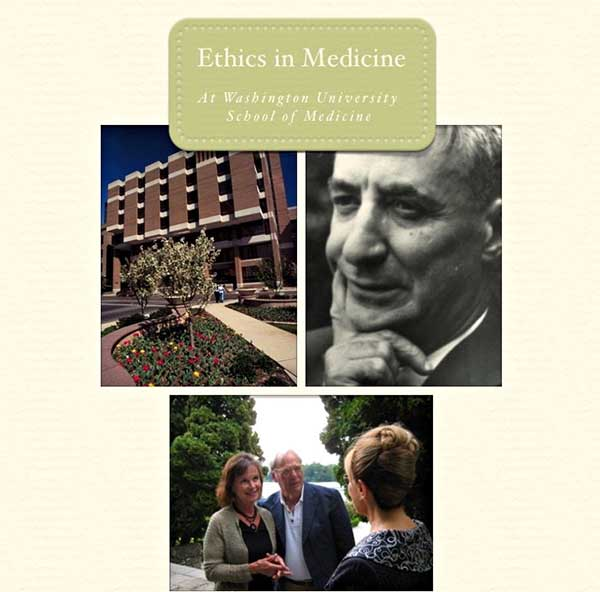 The Dr. Daniel Bisno Ethics in Medicine Fund Washington University in St. Louis